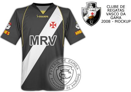 40ff9782382a5 Camisa Champs