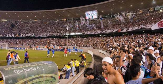 Sábado teremos mais um Maracanã lotado. Fonte: shafir.info