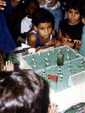 Felipe e o bolo de vascaínos