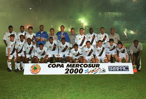 Vasco Mercosul 2000