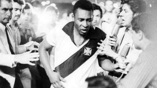 """""""Sem o Vasco, o futebol brasileiro não teria conhecido Pelé"""""""