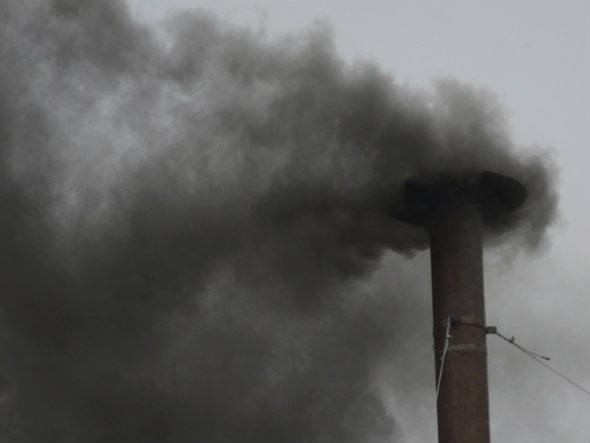 Fumaça preta em São Januário