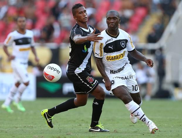 Seedorf comandou o Botafogo na decisão da Taça Guanabara. Experiência que fez a diferença