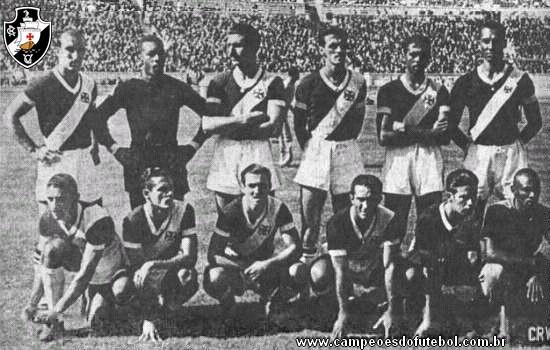 O Expresso da Vitória, o primeiro Campeão Sul-Americano - Chile, 1948