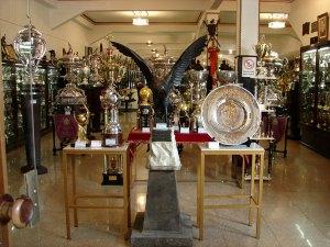 Sala de Troféus de São Januário, um orgulho dos Vascaínos!