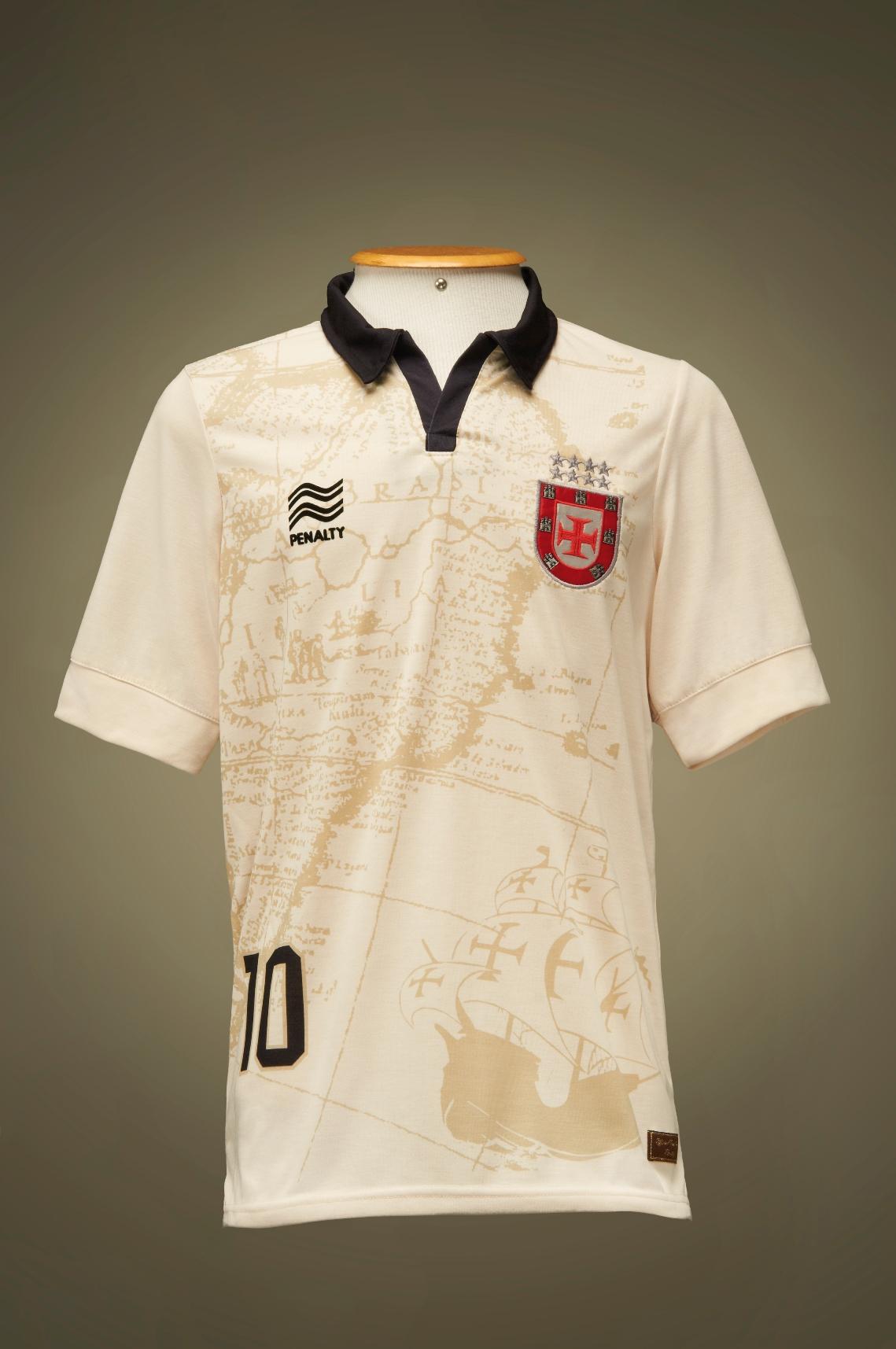 c1eed0a36b Vasco - uniforme 3 Vasco Raiz - Temporada 2013