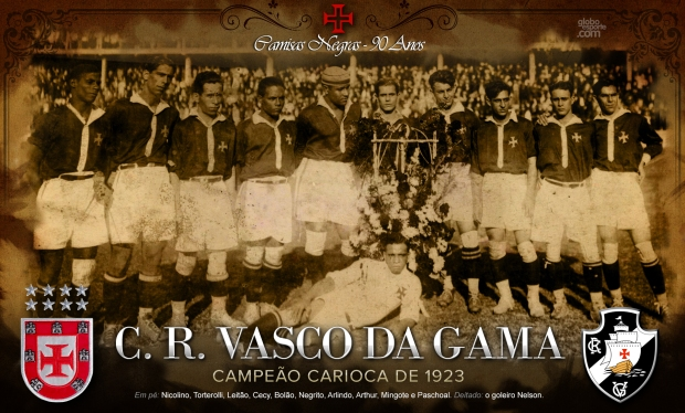 90 Anos da Conquista do Carioca de 1923, pelos Camisas Negras
