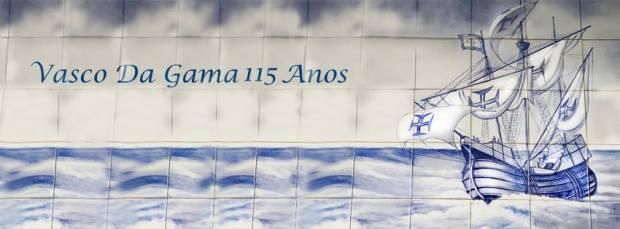 Club de Regatas Vasco da Gama - 115 anos