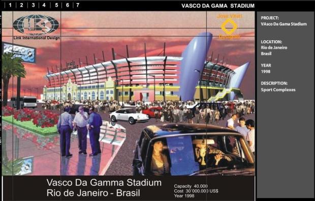 Arena São Januário