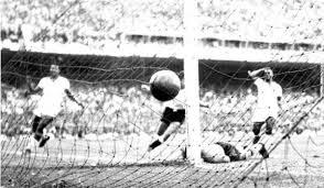 o gol de Ghiggia, em 1950