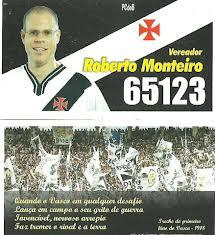 Roberto Monteiro em campanha para Vereador